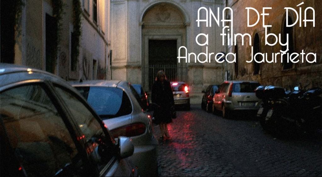 ANA DE DIA flyer blog