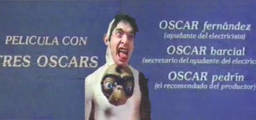 El E.T.E. y el Oto - Una película con tres Oscars - Variación del trollface