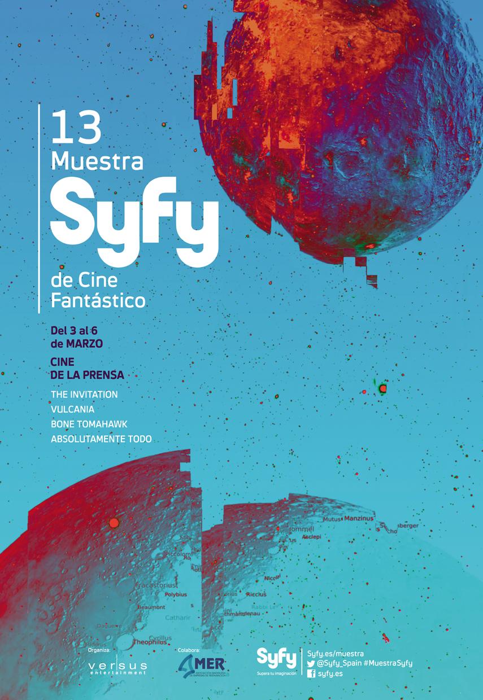 madrid: muestra syfy schedule – spanish fear