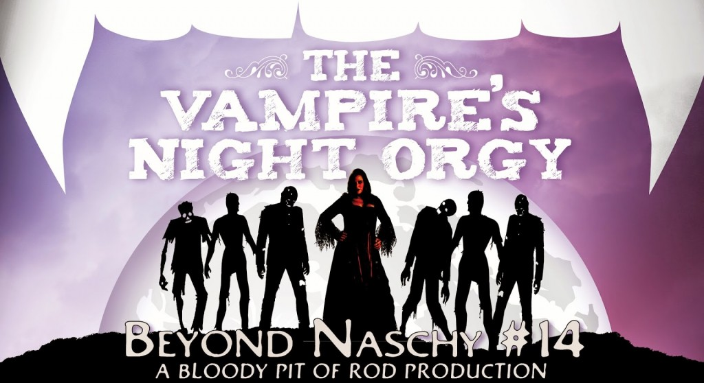 THE VAMPIRE'S NIGHT ORGY (2)