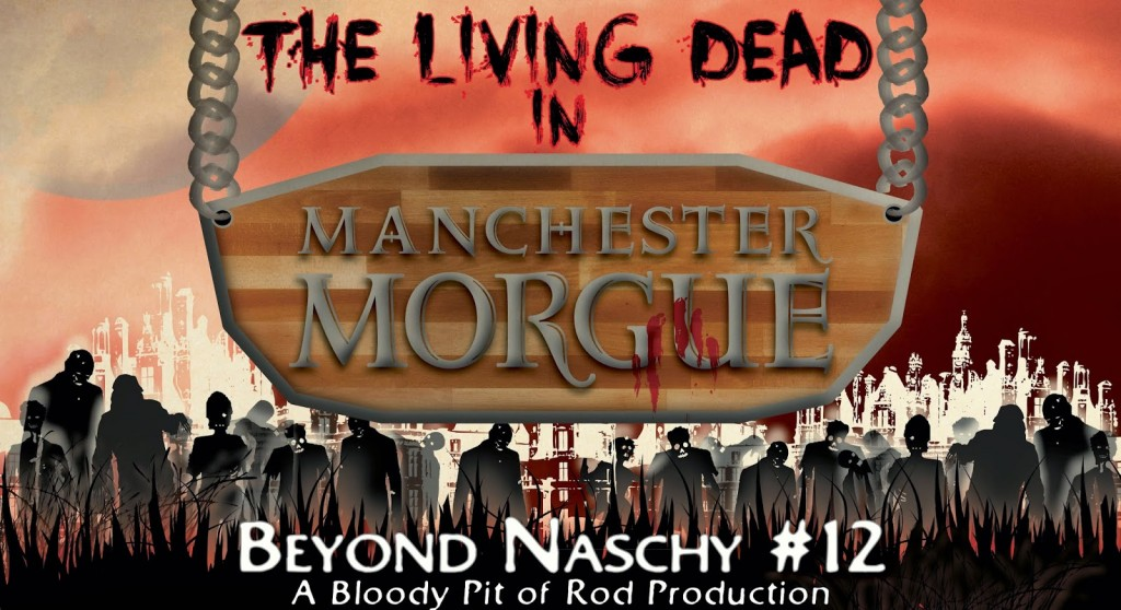 The Living Dead in Manchester Morgue