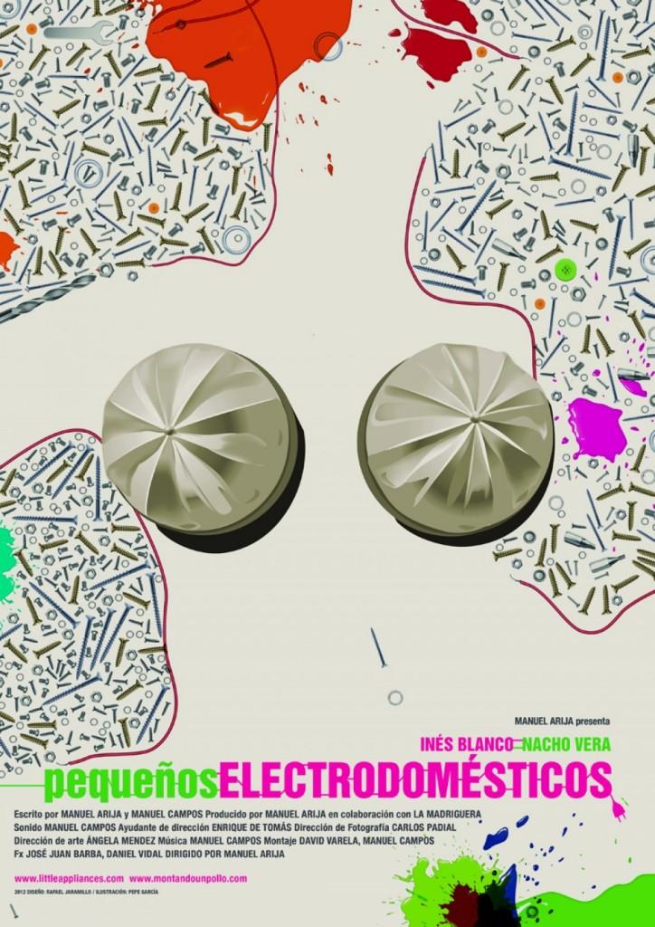 Pequeños electrodomesticos, videos eroticos