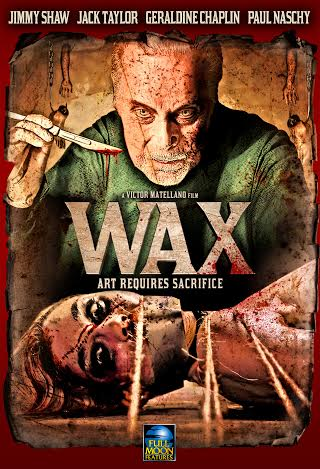 wax american poster
