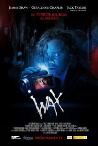 wax - museum - museo - 2013 - victor matellanos - España - film - poster - 000